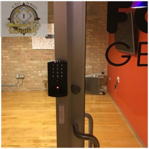 commercial security lock